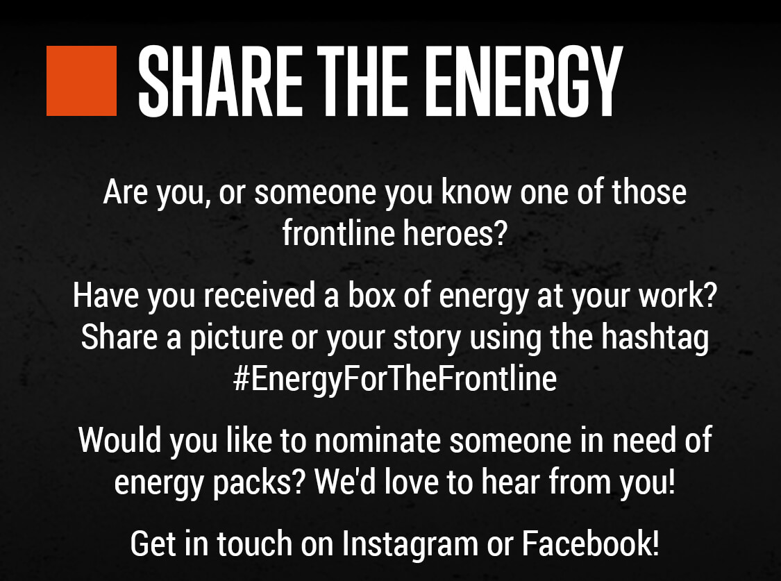 Share The Energy